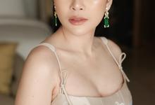 Sangjit Makeup for Putri by By Stefany Layata