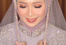 Makeup Wedding Muslim by Dev Makeup