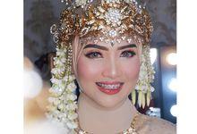 Wedding Makeup Adat Sunda by Dev Makeup