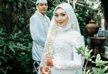 Private Intimate Wedding by the keraton