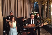 The Wedding Of Rendy & Melly by Venus Entertainment