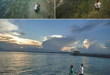 Bjorn and Abby Pre wedding shoot in Davao City by Benjamin Young III Photography