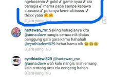 REAL TESTIMONIAL CLIENTS  by Hartawan MC & Entertainment