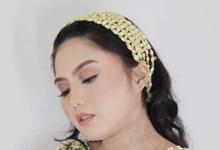 Pengajian & Siraman by ByKamilaShafa (Makeup Artist)