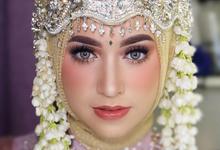 Sundanese Bride by ByKamilaShafa (Makeup Artist)