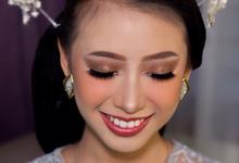 National Bride by ByKamilaShafa (Makeup Artist)