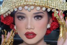 Lampung Bride by ByKamilaShafa (Makeup Artist)