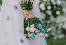 The Wedding of Almanda & Michael by LITTLE US PROJECT
