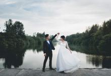 DOM & LILI. Pre wedding  by Bypattcia