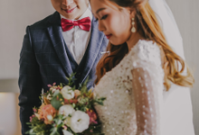 SHI EN & LIONEL WEDDING  by Bypattcia