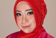 Make up for ms. Erinda by byreginaarifah