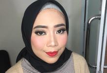 Make up for ms. Nanda by byreginaarifah