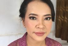 Make up for ms. Ollie by byreginaarifah