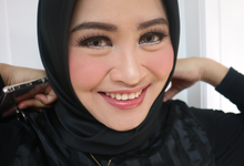 Party make up ms. Metha by byreginaarifah