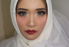 Make up for Bia  by byreginaarifah