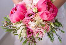 Floral Fantasy by Bythian Florist