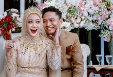 Wedding of Mardhika Putra & Afrida by Banyu Studios
