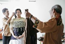 Wedding Gold Package Alexandra & Fanji by airwantyanto project