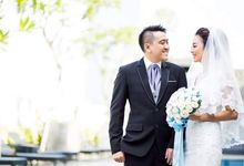 Wedding Day Of Hanny & Widia by Edelweis Organizer
