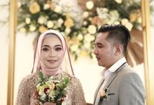 Marriage of Yuda & Mila by Alulla Bride