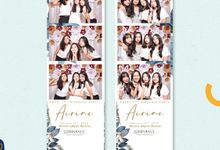 Airine Birthday Party by Mooilux Photobooth