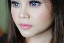 makeup by c.candrawinata makeup