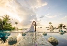 Luo and Cui Wedding at Conrad Koh Samui by BLISS Events & Weddings Thailand