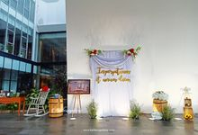 Rocky & Beatrix Wedding by Buttercup Decoration