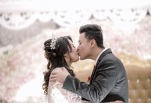 The wedding of Marleni & Stevano by AlDopz Photography