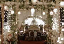 The wedding of Tika & Ainul by AlDopz Photography