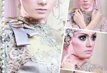 Makeup Portfolio by Dewitian wedding gallery