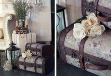 Vintage glam 2014 by AiLuoSi Wedding & Event Design Studio