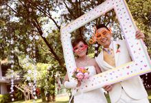Cilla & Albert Wedding by Lili Aini Photography