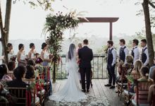 Aaron & Wilma Wedding at The Sayan Bali by Delapan Bali Event & Wedding