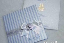 Awi & Lia Wedding invitation by Kairos Wedding Invitation
