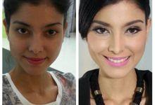 Before - After by Hilda Winaz Make Up Artist