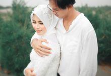 Prewedding Fira + Fachri by Titiknol Creative