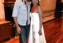 Wedding of Shahien & Rina by Wedding DJ Rob Soundz