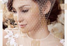 Cover Face by Ellen Bridal