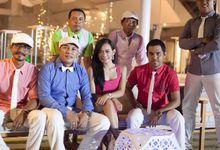Band Entertainment For Wedding by LOVA BAND ENTERTAINMENT BALI