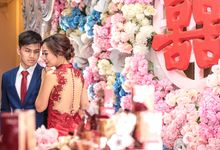 Teaser Hendri Sarah Engagement by van photoworks