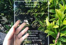 DAVID GUNAWAN & CECILIA BENITA by Invitation by Pipin