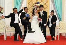 Wedding at Grand Cempaka Hotel by X-Seven Entertainment