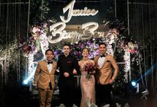 Wedding of JANICE & BINGBANG by Aldo Adela MC & Magician