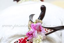 Tika & Hari's Wedding Blessing Ceremony by Jasmine Wedding Bali