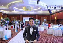 MC Wedding Season City Jakarta - Anthony Stevven by Anthony Stevven