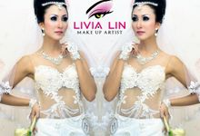 Bridal Makeup by Livia Lin Makeup Artist