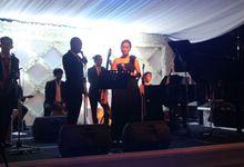 Four Seasons - Poolside - Yudie & Nana Wedding Reception by Jova Musique
