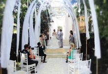 Intimate Private Villa Wedding by Bali Wedding Assistant