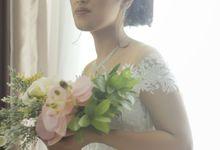 The Wedding Cahaya and Lisa by Vintageopera Slashwedding